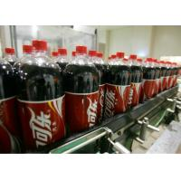 China Cola Soda Water Beverage Production Line , Carbonation Machine IndustrialFor PET Bottle on sale