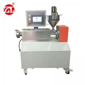 China Professional Rubber Testing Machine ABS Color Masterbatch Extruder Machine on sale
