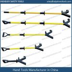 push pole safety hand tools, 21 42 50 72 90 stiff push pole with D grip handle, competitive price push pole safety