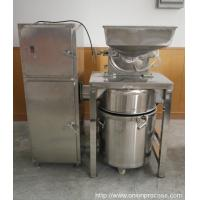 Stainless Steel Onion Powder Grinder with Dust Collector