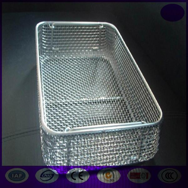 grade 304 medical stainless steel disinfecting basket wholesale for ...