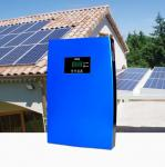Solar Power Off Grid Home System Energy Saving  Solar Panels 768Wh, MPPT Dual 2.0 USB-2.0A Charging Function, Blue