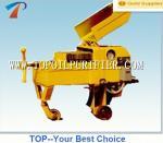 Покройте машину очистителя масла давления для фабрики электричества, минерального предприятия, депо лубе, станции трактора, нефти
