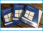 Venta al por menor del Pro Pack de Microsoft Windows 8,1 del producto auténtico 1 versión completa del usuario 32bit 64bit