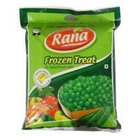 Custom Printing Frozen Food Packaging Bag For Frozen Peas Packaging