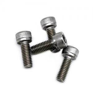 China A2 70 Stainless Steel Machine Screws DIN 912 Hexagon Socket Head Cap Screw on sale
