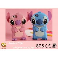 iPhone 6 Custom Cell Phone Cases 3D Protective Phone Covers Promotional Silicone Products