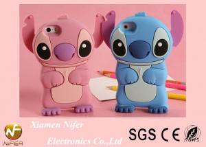 China iPhone 6 Custom Cell Phone Cases 3D Protective Phone Covers Promotional Silicone Products on sale