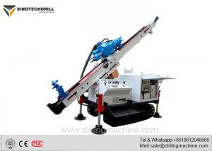 China Mini hydraulic sonic crawler drilling rig machine with drilling depth 50m on sale