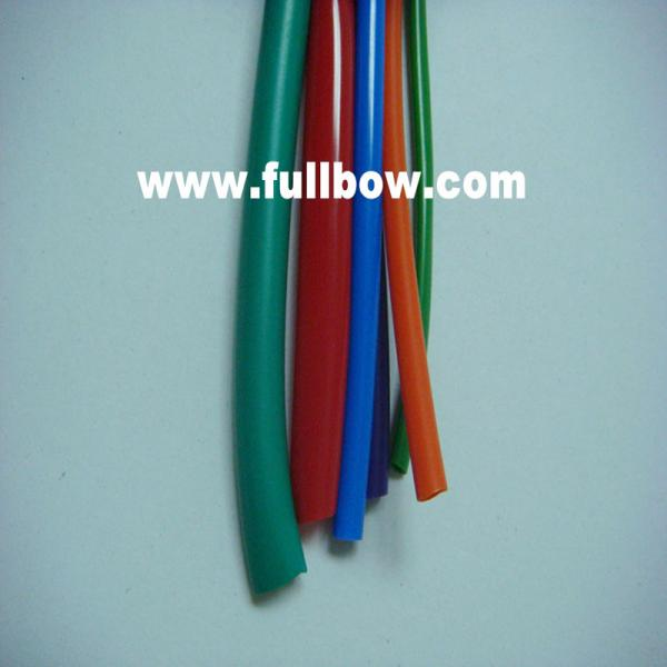 2mm pvc white tubing for electrical equpment and wries, cable etc ...