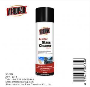 China AEROPAK anti mist glass cleaner on sale