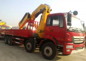 China Truck Loader Knuckle Boom Crane, 12 Ton Cargo Truck Mounted Crane with CE Certificate on sale