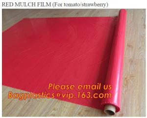 Good quality plastic mulch/Greenhouse packaging mulch jumbo