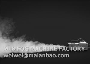 China Wired / Wireless Control 900w Smoking Fog Machine Party / Dj Fogger on sale