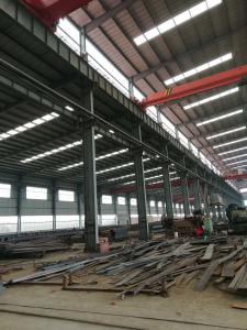 China ISO China factory price prefab buildings steel structure workshop on sale