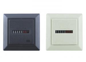 China HM-1 AC 220v 240V 50hz 60hz Hour Meter for industry Hour Count Panel Meter on sale