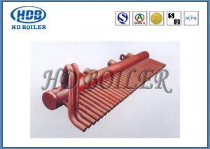 China Power Station Boiler Header Manifolds Oil Fired Boiler Parts TUV Certification on sale