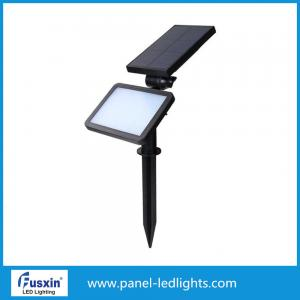 China IP65 high quality 2W Solar Powered Led Lights solar bollard solar lawn light on sale