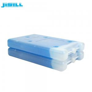 China Food Grade 600ml Ice Cooler Brick Non - Caustic For Cold Chain Transport on sale