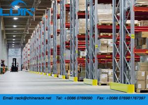 China High Height Industrial Shelving Units For Storage 800-6,000Kgs / Beam Level on sale