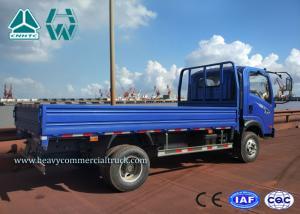 China Low Fuel Consumption Mini Heavy Cargo Trucks 1.5 - 3 Ton / Left Hand Drive on sale