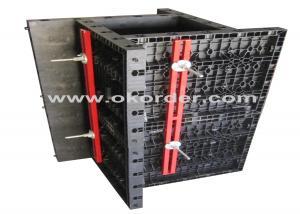 China CCOLU 1560 Economical Plastic Concrete Column for Rectangle / Square Column on sale