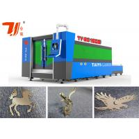 China TAIYI Fiber Laser Sheet Metal Cutter 3 axis For Automobile Manufacturing on sale