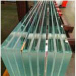 China Heat-strengthened tempered glass/toughened glass for curtain wall  With SGCC,ISO9001&CE