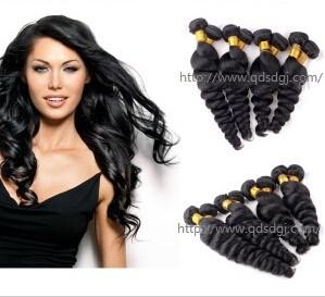 China Cheap Virgin Brazilian Hair Bulk Loose Deep Wave Hair Weave on sale