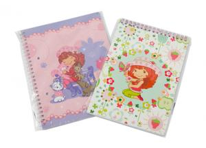 China A4, A4+, A5, A5+, A6 Customized OEM Paper cover Spiral Bound Notebook on sale