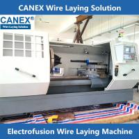 China CX-450/630ZF Wire Laying for electrofusion fittings production on sale