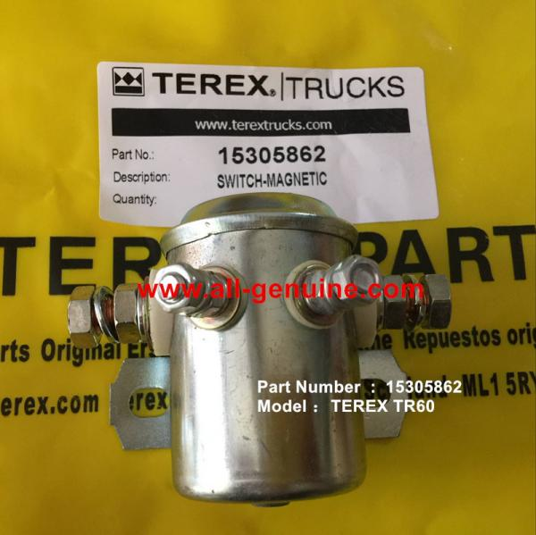 TEREX 15305862 SWITCH MAGNETIC NHL DUMP TRUCK MINING QUARRY TR50