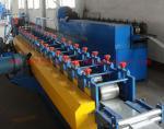 Velocidad 0 - los remaches metálicos 25m/min y la pista ruedan la cadena de producción anterior de pista de la máquina