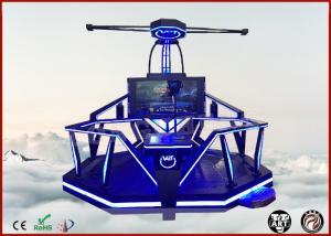 China Joy GTI VR Theme Park Equipment 3d VR HTC VIVE Walking 9d Simulator De Cinema on sale