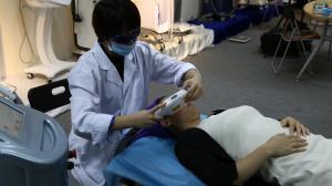 China SHR IPL Hair Removal Machine , Skin Rejuvenation Equipment 1064nm/532nm on sale