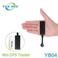 China Super Mini GPS Tracker for cars Mini spy vehicle gps tracker on sale
