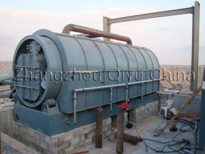 China neumático para engrasar el reciclaje de la planta de la pirolisis on sale