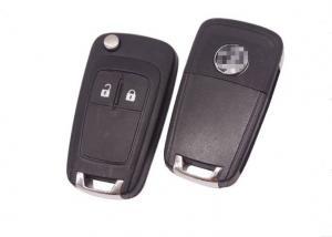 China Corsa Meriva Vauxhall Key Fob G4-AM433TX / Black 2 Button Remote Key Fob on sale