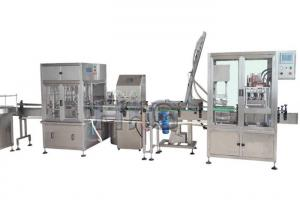 China The sauce filling production line and automatic filling machine on sale