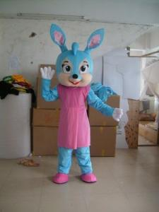 Quality 白いウサギのマスコットの漫画のcosplay衣裳 for sale