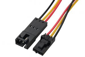 China Custom Printed Circuit Board Connectors UL1007 MOLEX Power Extension on sale