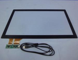 China 15 /15.6 G+G multitouch Projected Capacitive Touch screen Panel , ATM / KIOSK on sale