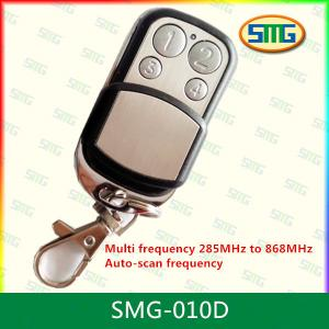 China SMG-010D Universal auto searching multi frequency fixed code remote duplicator on sale