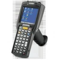 China Windows Mobile Computer with 1d barcode scanner,transflective screen,sunligh viewable (EM818) on sale