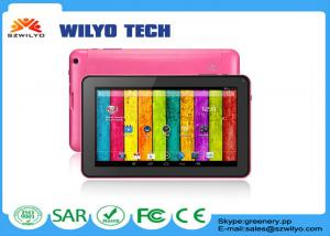 China White WT901 9 Inch Android Tablet Pc A33 Quad Core 512MB RAM 8GB ROM on sale
