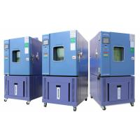 Air Cooling Environmental Test Chamber , Temperature Humidity Stability Test Chamber