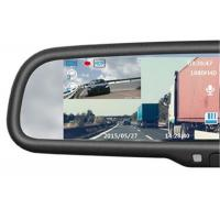 Car Wireless Rearview Mirror Backup Camera 1080p High Definition Touch Screen