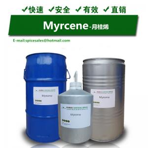 China Natural Myrcene,Myrcene,CAS.123-35-3 on sale