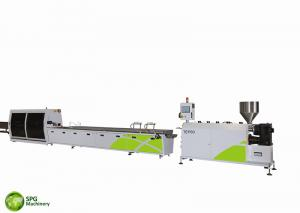 China Plastic Window profile extrusion machine/Profile Extrusion Line on sale
