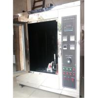 Glow Wire Testing Chamber Comply with IEC60695-2-10 -13:IEC 60335-1,IEC 60598-1 and IEC60745